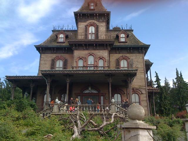 la maison de l horreur