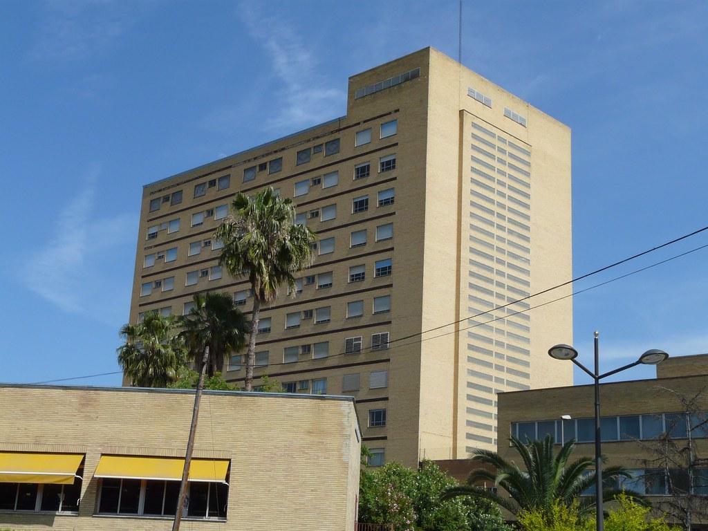 Hospital universitario de la fe de valencia edificio mat - Hospital nueva fe valencia ...
