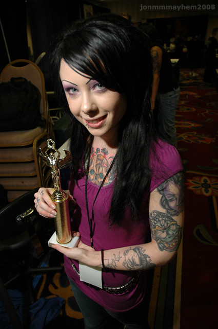 Megan Massacre Hair Black