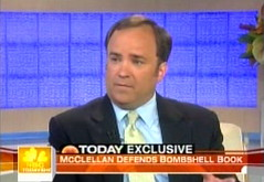 Scott McClellan on Today Show | by scriptingnews