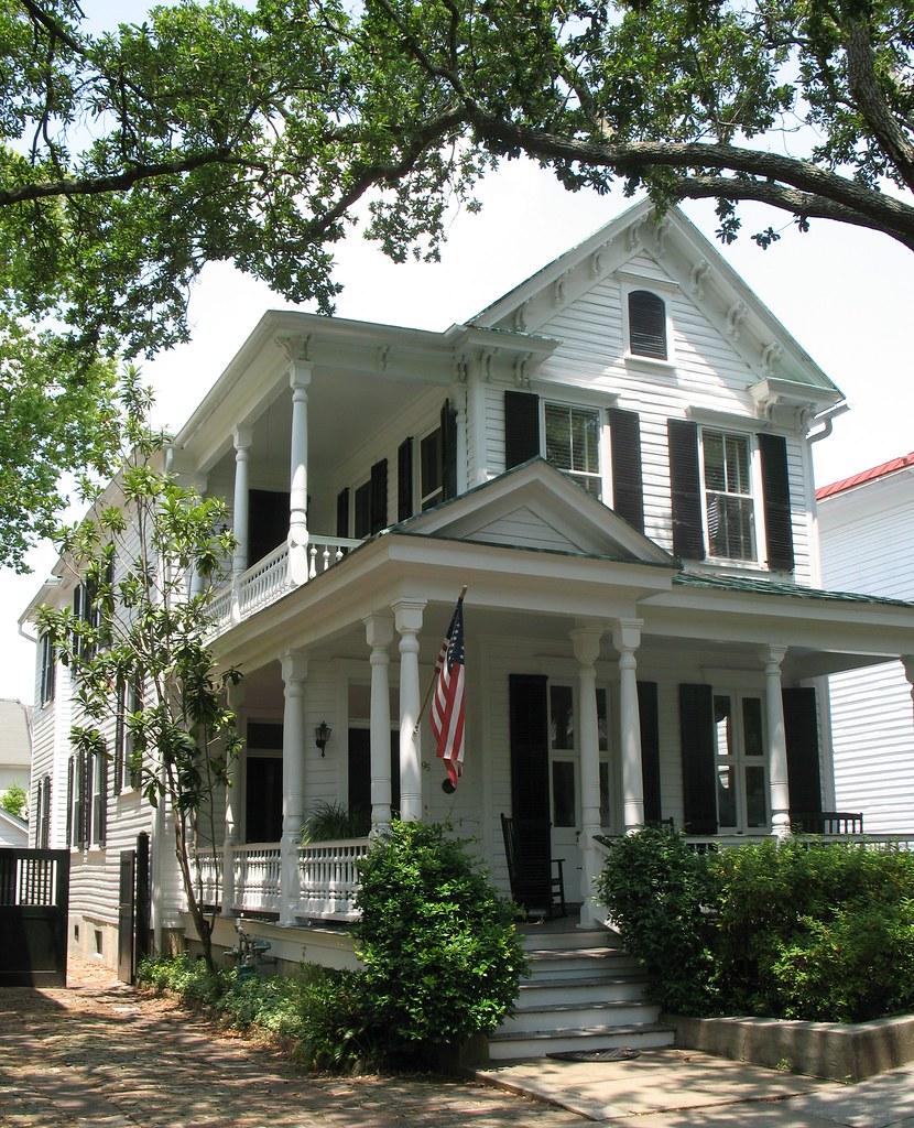 Historic Downtown Charleston Sc: 95 Church Street Charleston