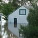 Flooding of a house