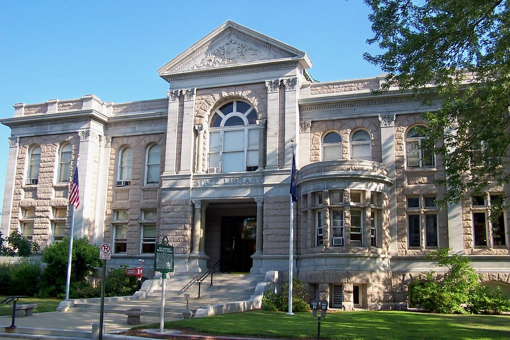 New Hampshire State Library Concord New Hampshire Flickr