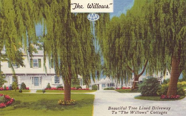 The Willows Vintage Tea Room