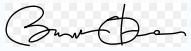 The Signature of Barack Obama
