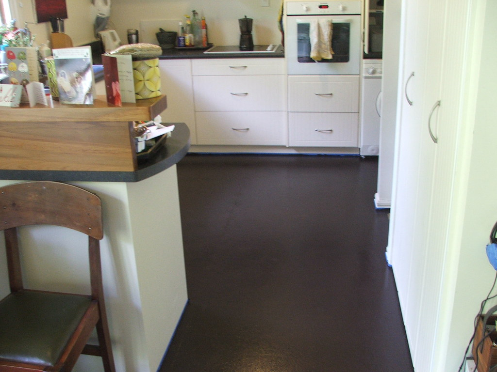 Can You Paint A Laminate Kitchen Countertop