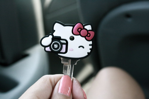 Hello Kitty Keys Hello Kitty Key Holder