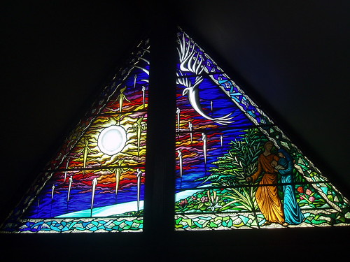 Altar Window, Arley