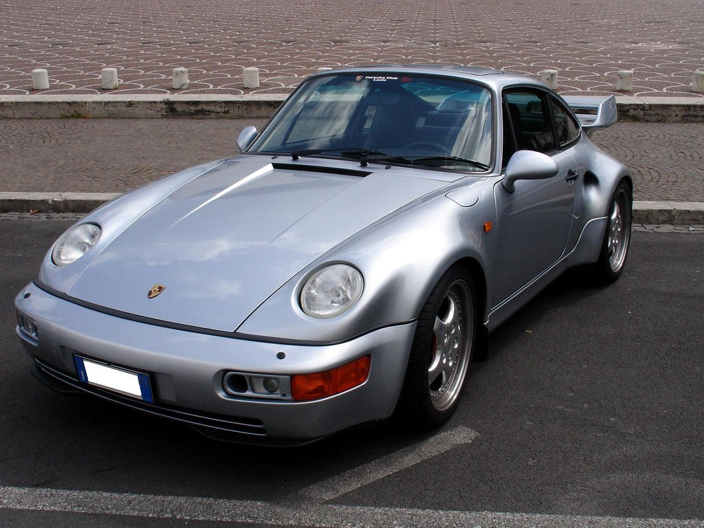 911 flat nose (964)   Roberto   Flickr