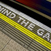 Mind the gap...