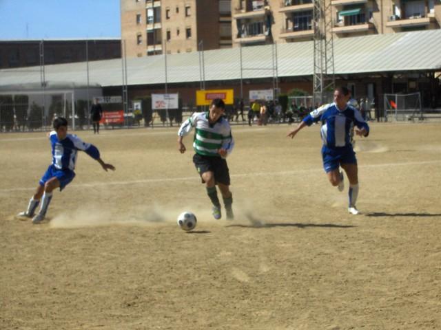 U.E.Sants-F.C. Sanfeliuenc (05/10/2008)