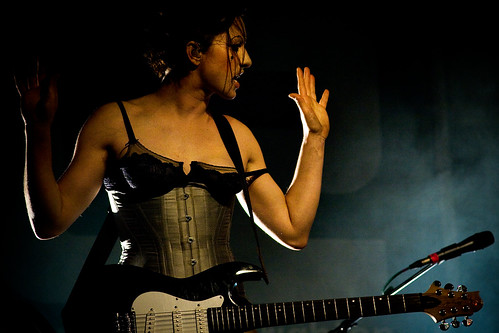 Amanda Palmer | by Sudden Fiction