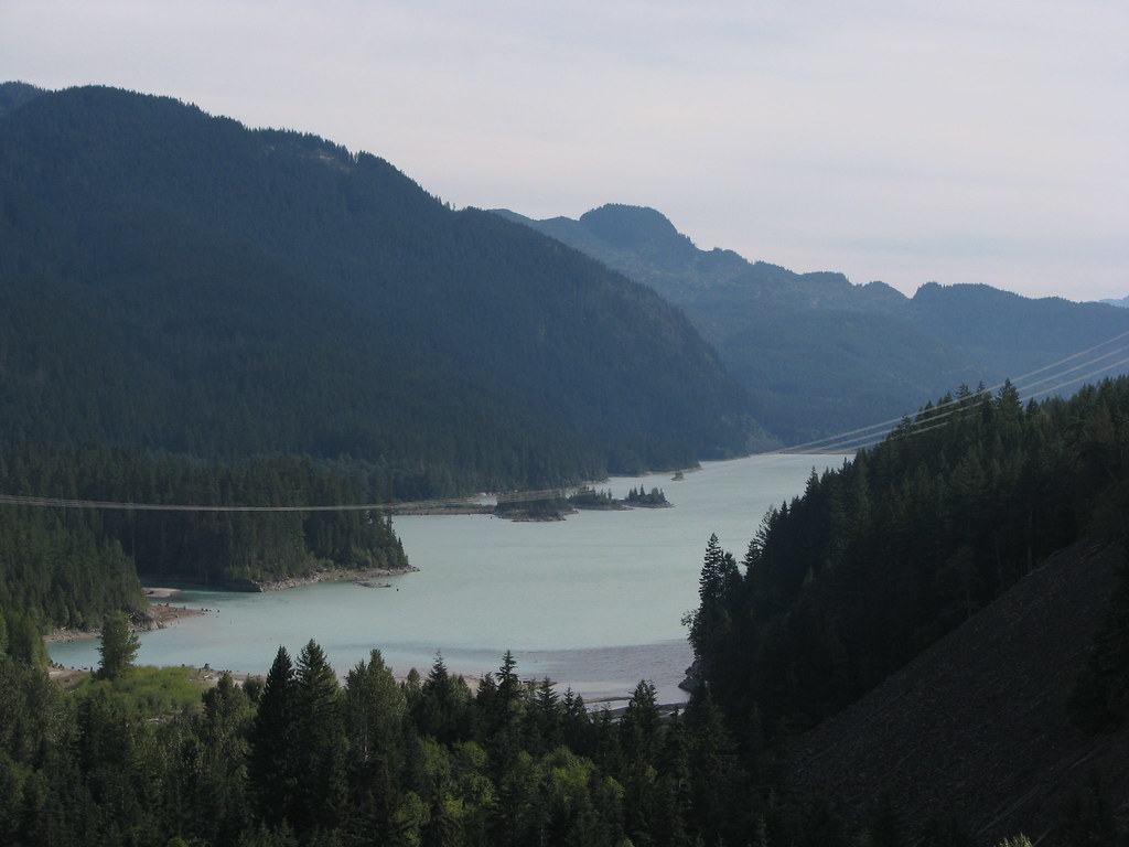 Daisy Lake Bc Daisy Lake A Hydro Electric Reservoir
