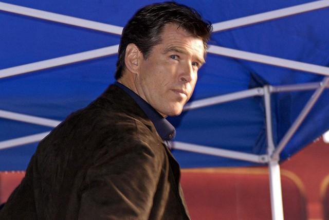 Pierce Brosnan (Die Another Day  James Bond Omega Promo)