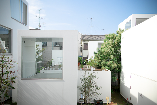 Moriyama House Ryue Nishizawa Sanaa Aquillar Flickr