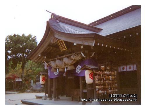 [06.11.25] 八重垣神社的拜殿