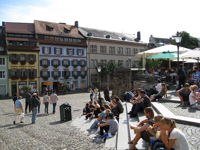 augustinerplatz freiburg flickr photo sharing. Black Bedroom Furniture Sets. Home Design Ideas