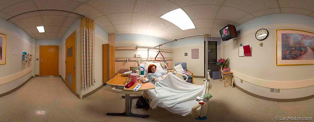 Hospital room in 360 click image to see it large flickr for Image of a room