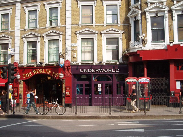 Underworld, Camden Town, NW1 | Attached to The World's End ...