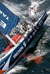 VOLVO OCEAN RACE - IN-PORT RACE - CAPE TOWN - SOUTH AFRICA- 26 DEC  2005 | by Rossarrio