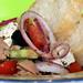 Greek salad with tuna 4343