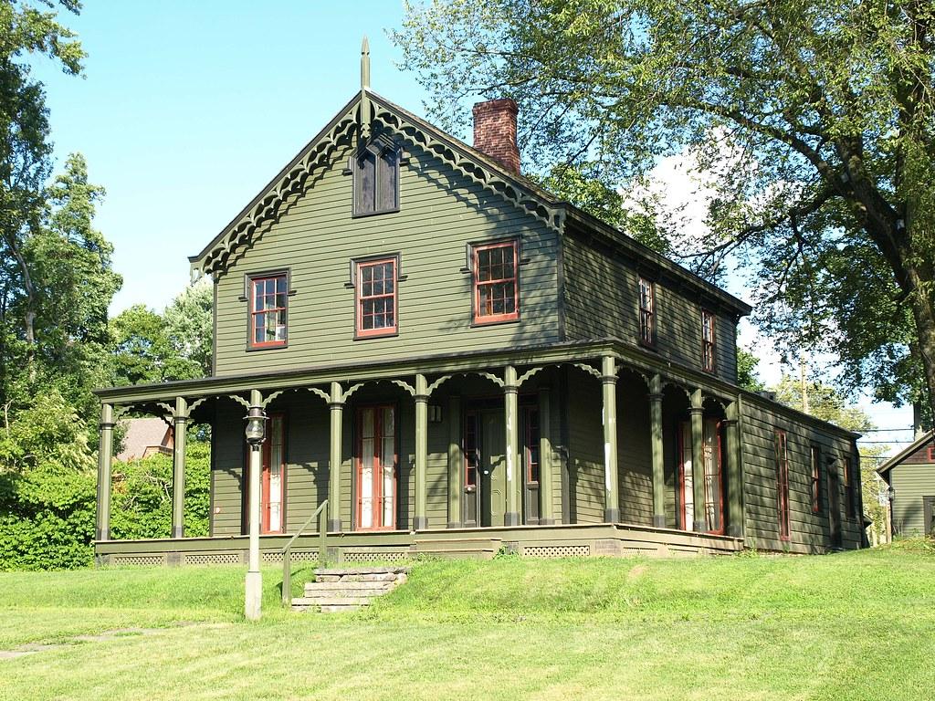 Historic Richmond Town Staten Island New York City Flickr