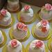 Mini Flower Cakes