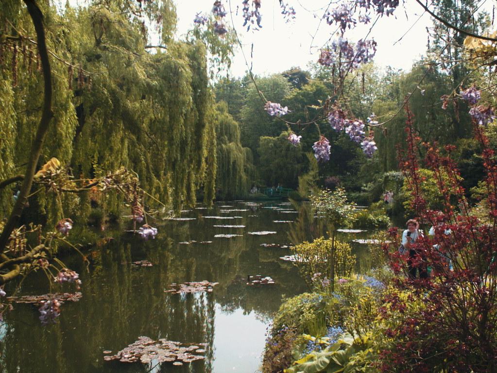 Giverny le jardin de claude monet le jardin d 39 eau for Le jardin 3d