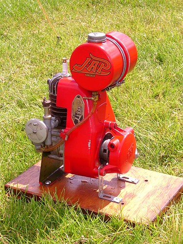 Jap Model Js34 Stationary Engine By Mabvith