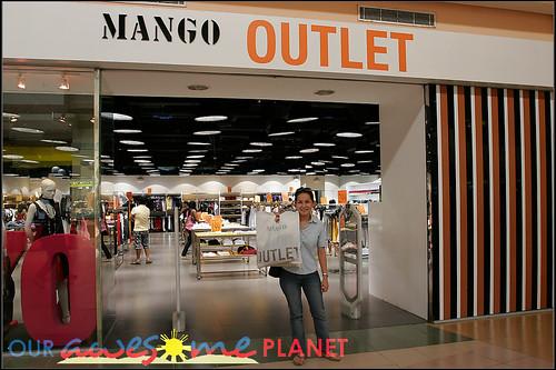 60% de Descuento En el outlet de MANGO
