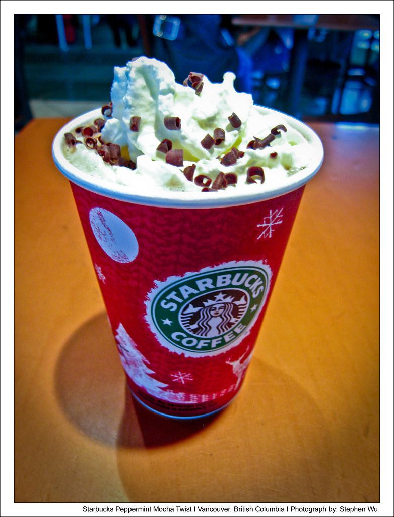 Peppermint Mocha Hot Chocolate
