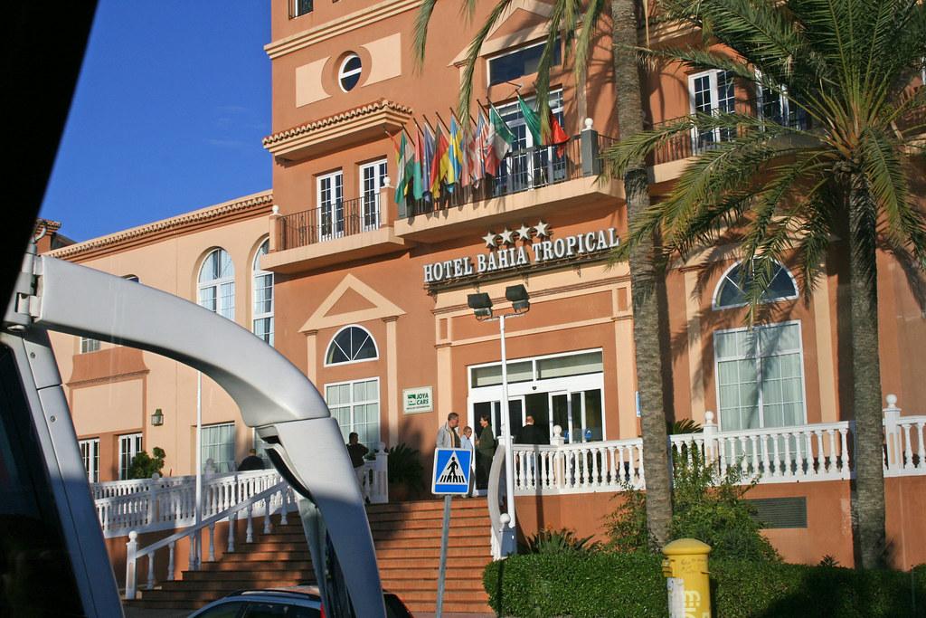 Hotel Costa Tropical Almu Ef Bf Bdecar