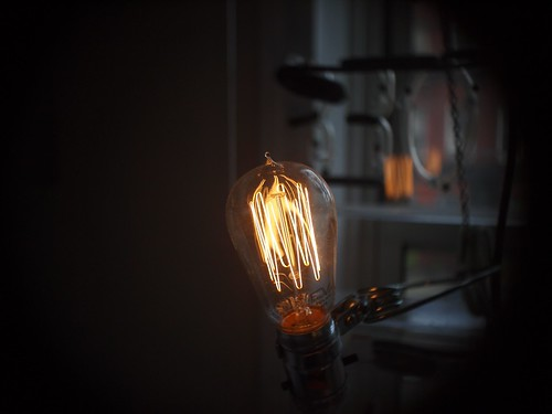 edison bulb | by fish2000