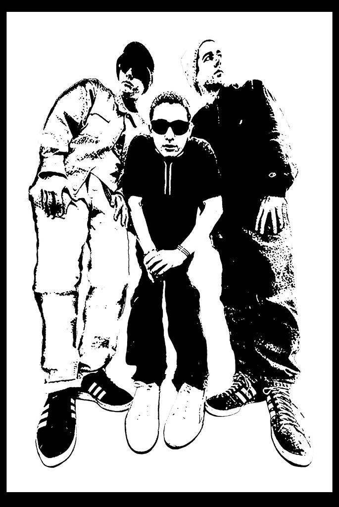 Beastie Boys Stencil |...