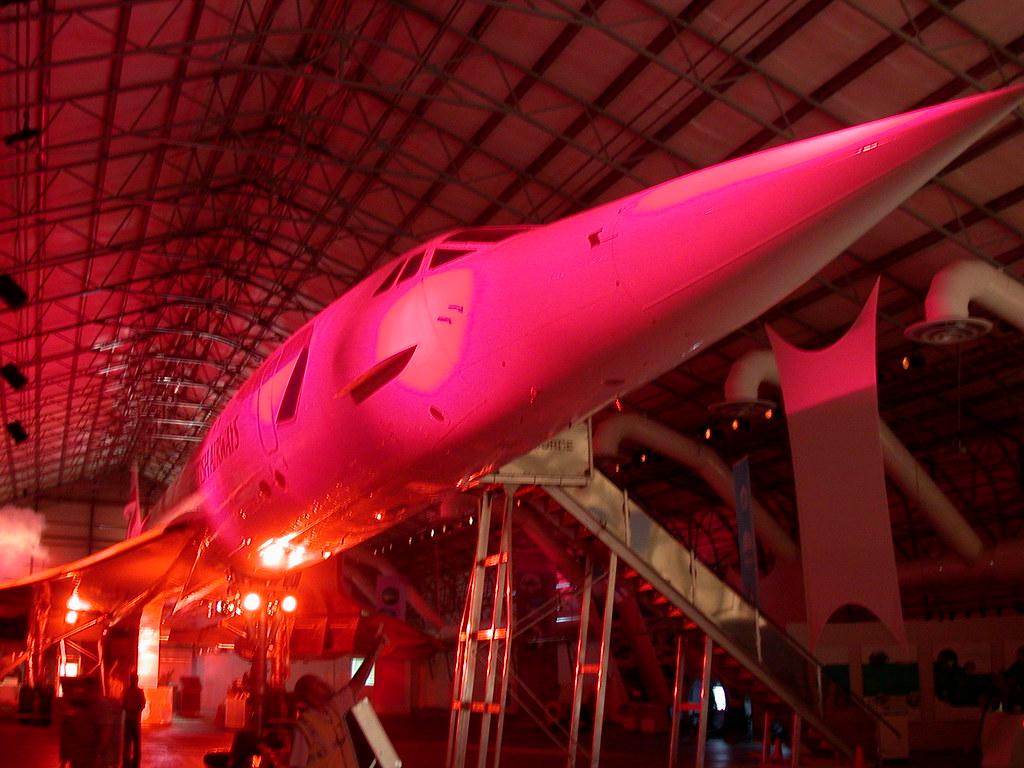 Concorde Museum Barbados Concorde Museum in Barbados
