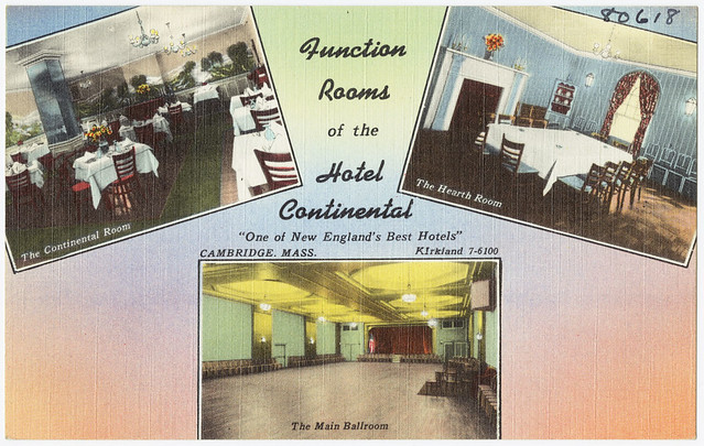 Restaurants With Function Rooms In Mass