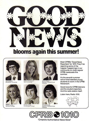 Vintage Ad #538: Good News Blooms Again This Summer | by jbcurio