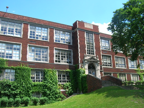 East High School 1 Akron Ohio This Is The West Side