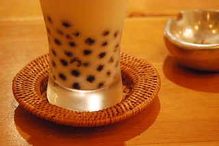#191 jasmine tea with black tapioca | by maaco