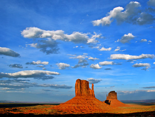 Monument Valley Mitten Shadows | Harold Hall | Flickr