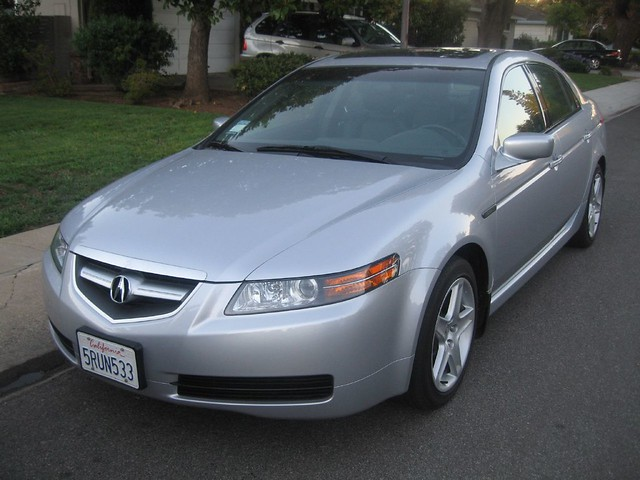 for sale  silver 2005 acura tl   21 500 and it u0026 39 s all yours