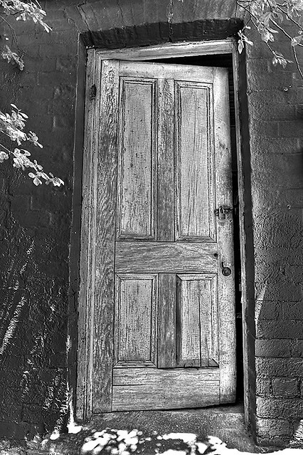 ... a6772_2_3_1 The Old Door Ajar | by tengtan (catching up) & a6772_2_3_1: The Old Door Ajar | A wide-angle close-up of a u2026 | Flickr