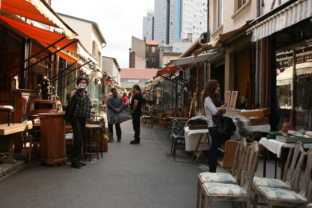 saint ouen flea market paris sarai mitnick flickr. Black Bedroom Furniture Sets. Home Design Ideas