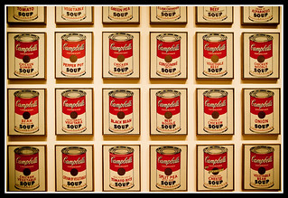 Campbell's Soup Cans | by freshwater2006