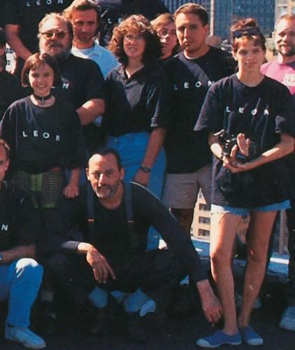 Leon (Jean Reno - Nata... Natalie Portman