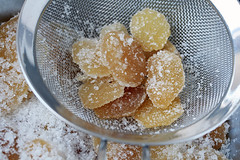candied ginger | by David Lebovitz