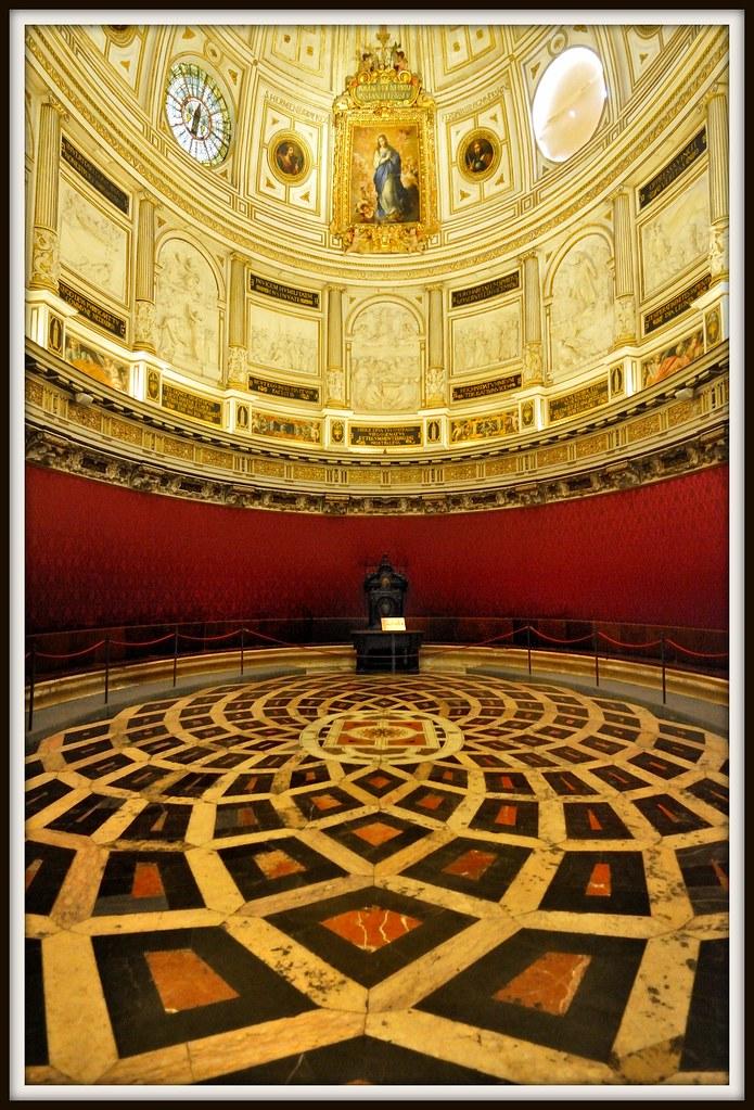 Sala capitular catedral de sevilla gracias a manuel for Sala obbio sevilla