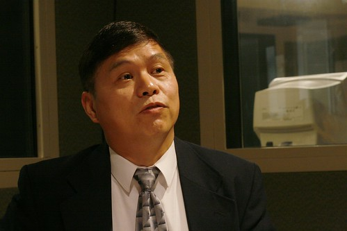 James He, Fairfield University Associate Professor of Information Systems and Operations Management | by WNPR - Connecticut Public Radio