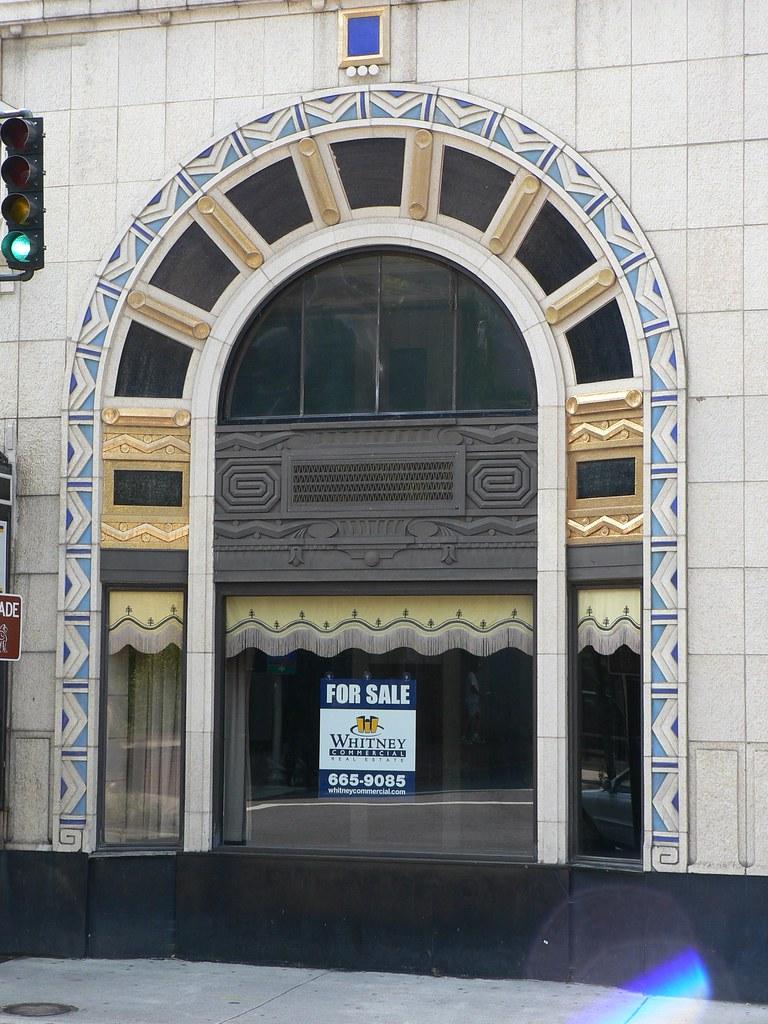 S W Building Asheville