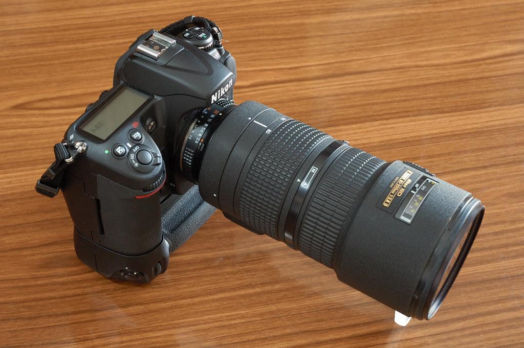 Nikon D300, MB-D10 & AF Nikkor 80-200mm f/2.8D ED (N) | Flickr